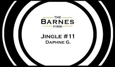 The barnes firm jingle contest top 20 - jingle #11 daphne g