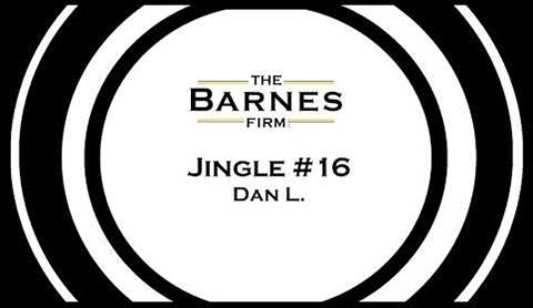 The barnes firm jingle contest top 20 - jingle #16 Dan L