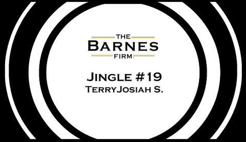 The barnes firm jingle contest top 20 - jingle #19 terry josiah