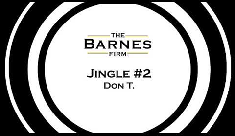 The barnes firm jingle contest top 20 - jingle #2 don t.