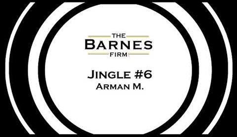 The barnes firm jingle contest top 20 - jingle #6 arman m.